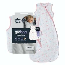 Tommee Tippee The Original Grobag, Baby Sleep Bag - Floral Forest