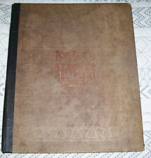 Antique 1875 Atlas of Niagra and Orleans New York Maps D.G. Beers