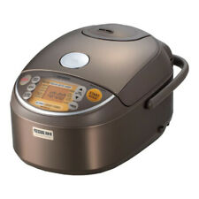 ZOJIRUSHI Induction Heating Pressure Rice Cooker & Warmer NP-NVC10 5.5 Cup