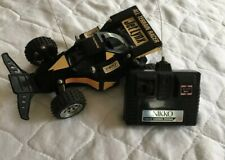 Vintage HTF Nikko Jet Lynx All Terrain Racer 27.145 MHz One Direction Collectors