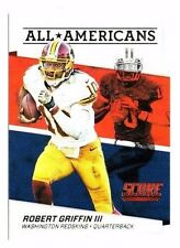 Robert Griffin III 2016 Score, All Americans, Football Card !!