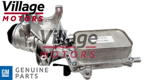 NEW Genuine Holden RG Colorado Diesel Oil Cooler & Filter Assy 55488257