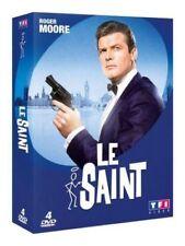 """DVD """"la Saint Estuche 4 DVD"""" Roger Moore NUEVO EN BLÍSTER"""