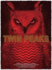 """Twin Peaks - USA TV Show 32""""x24""""wall Poster 008"""