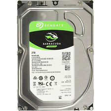 "Seagate BarraCuda 2TB 3.5"" SATA Internal Hard Drive HDD (ST2000DM008)"
