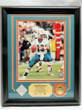 DAN MARINO, Miami Dolphins GAME USED JERSEY PHOTOMINT, Ltd Ed/300