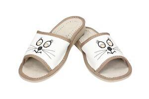 Great polish women handmade slippers,mules CAT 4,5-7, 37-41 (Pantoffeln)