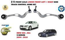 pour BMW E60 E61 série 5 2004- > 2 x AVANT ESSIEU inférieur bras de suspension