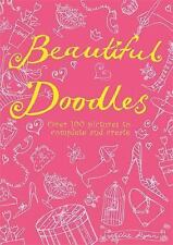 Beautiful Doodles: Over 100 Pictures to Complete and Create - LikeNew - Nellie R