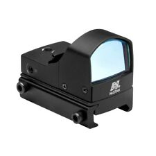 NcStar DDABG Aluminum Compact Micro Green Dot Reflex Optic with On/Off Switch