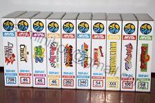 "NEO GEO neominibox 10 BOXES for MVS ""white design"" box AES Jamma no shockbox"