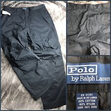 Polo Ralph Lauren PARACHUTE Military Cargo Tactical Pants Men's Size 40/32 New