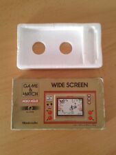 NINTENDO GAME&WATCH WIDESCREEN MICKEY MOUSE MC-25 CAJA COMPLETA BOX+FOAM VER