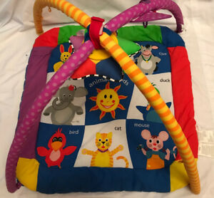 Baby Einstein Journey of Discovery Activity Gym and Play Mat Lights & Sound