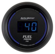 """Auto Meter 6963 2-1/16"""" Cobalt Digital Fuel Pressure Gauge, 5-100 PSI NEW"""