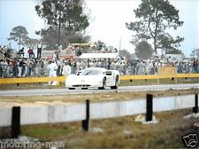 SEBRING 12 HOURS 1967 CHAPARRAL 2F MIKE SPENCE JIM HALL  1967 PHOTOGRAPH FOTO