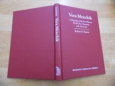 Vera Menchik A Chess Biography f Women World Champion by R.Tanner McFarland 2016