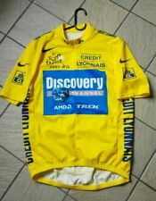 Nike Yellow jersey Lance Armstrong Tour De France 2005 Large Size