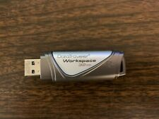 Kingston DataTraveler Workspace 32GB Drive. Missing CAP