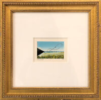 FANNY BRENNAN - Custom Framed 'Beach to Sky' Hand-Signed LE Lithograph