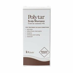 Polytar Scalp Shampoo 150ml FREE POST