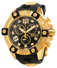 Invicta Men's 11172 Arsenal Reserve Chronograph Black Dial Watch