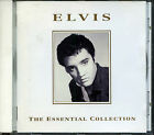 Elvis The essential collection Presley cd audio