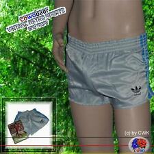 NEU Vintage adidas Beckenbauer Sporthose D3 XS Nylon Glanz Shorts Sammlerstück