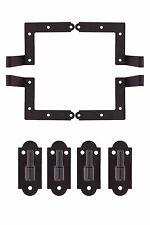 Economy Shutter Hardware Hinges and Pintle Sets