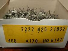 400 x 1800pf 160V PHILIPS KS miniatura polistirene CONDENSATORI 2222-425-21802 1n8
