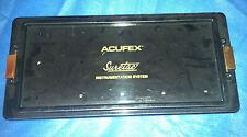 Acufex Suretac Instrumentation System