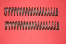89-5036 BSA FRONT FORK SPRINGS  A B & M GROUP A PAIR  UK MADE 89-5036