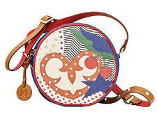 NEW $495 Missoni Italy Cherries & Stars Crossbody Shoulderbag Leather Heart Love