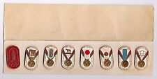Olympic Games 1980 Moscow, set pin badge, old vintage, Very rarre !