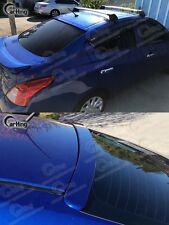 CARKING 2013+ PAINTED NISSAN VERSA 4-DOOR SEDAN F-Design Window Roof Spoilers