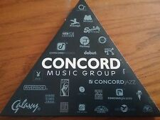 CONCORD MUSIC GROUP   PROMOTIONAL 3 CD/CD-ROM  WELCOME KIT