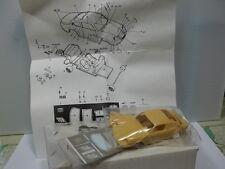 model 43 kit sc1/43 abarth simca 1300 gt