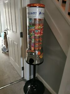 Tubz Sweet Vending Machine Vending Tower  Fully Stocked