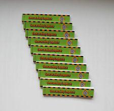10 x Geocaching Logbuch für Petlinge, Logbücher
