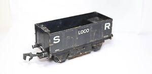 Wagon Truck Loco SR 8J555 - Vintage Original O Gauge? Coal Truck Railway