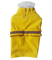 Hunde Regen Jacke XS - 25 H&M NEU gelb sicherheit wasserdicht Hund weste warm