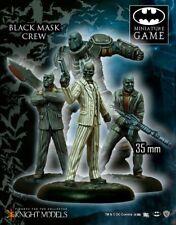 Black Mask Crew 35mm Batman Miniature Game Knight Models Skirmish Tabletop DC