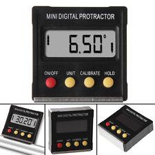 Digitale Wasserwaage Winkelmesser Neigungsmesser 360˚ Neigung Winkel Messgerät