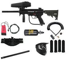 New Version Tippmann A-5 A5 HE EGRIP 14 Inch Barrel Pack Paintball Gun N2 48ci