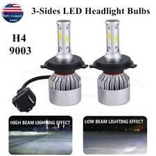 COB H4 HB2 9003 1950W 292500LM LED Headlight Kit Hi/Lo Power Bulbs 6000K Combo