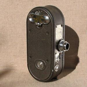 Vintage Keystone 8mm cine camera model K-8 for display