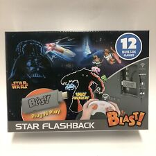 Star Wars Flashback Blast AT Games 12 Games HDMI Plug N Play