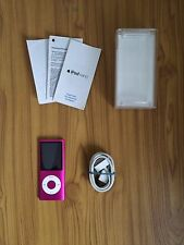 iPod Nano 4th Generation 8GB Pink Boxed FAULTY BATTERY