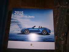 Porsche Kalender von 2015