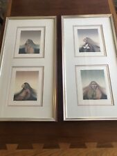 Four Frank Howell Southwest Lithographs Signed And Numbered